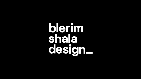 Blerim Shala–Design